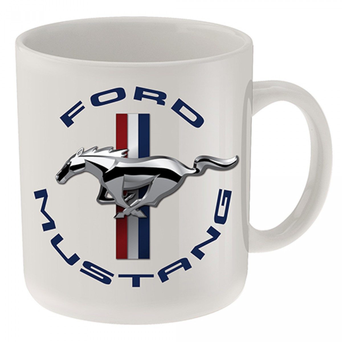 Man Cave Gift Ideas Ford Mustang Coffee Mug Ford Barware Man Zone Gift