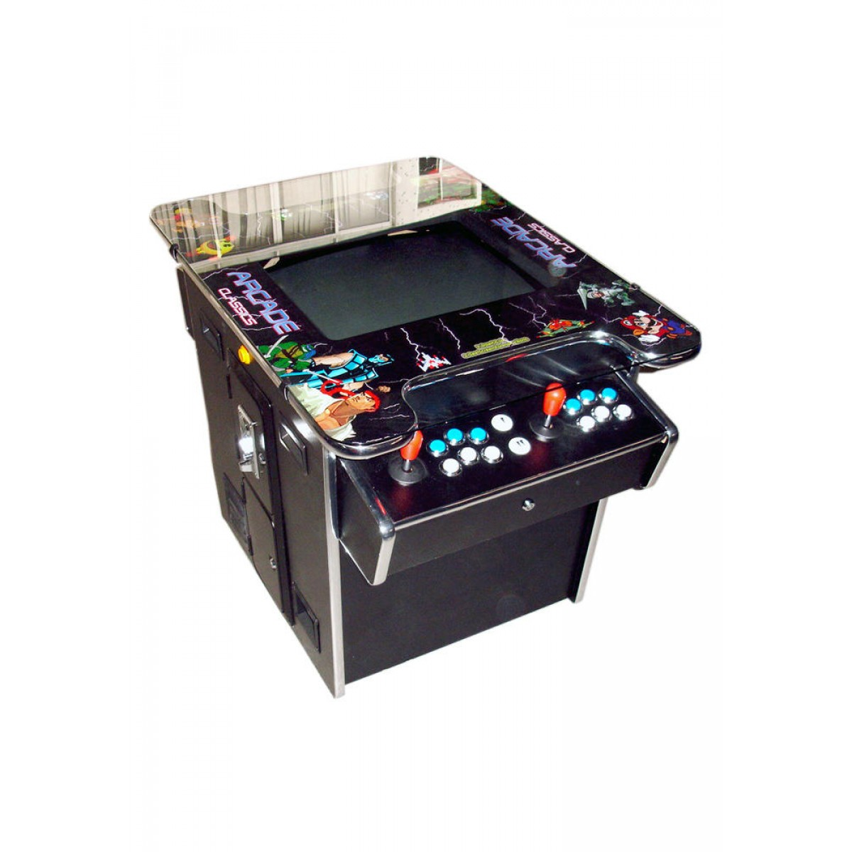 Arcade Cocktail Table Arcade Tables Gaming Man Zone Gift Ideas Memorabilia Man Cave