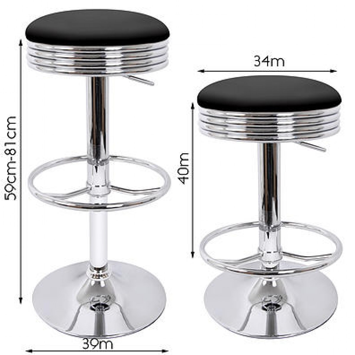 Jack Daniel S Bar Stool Bar Stools Barware Man Zone