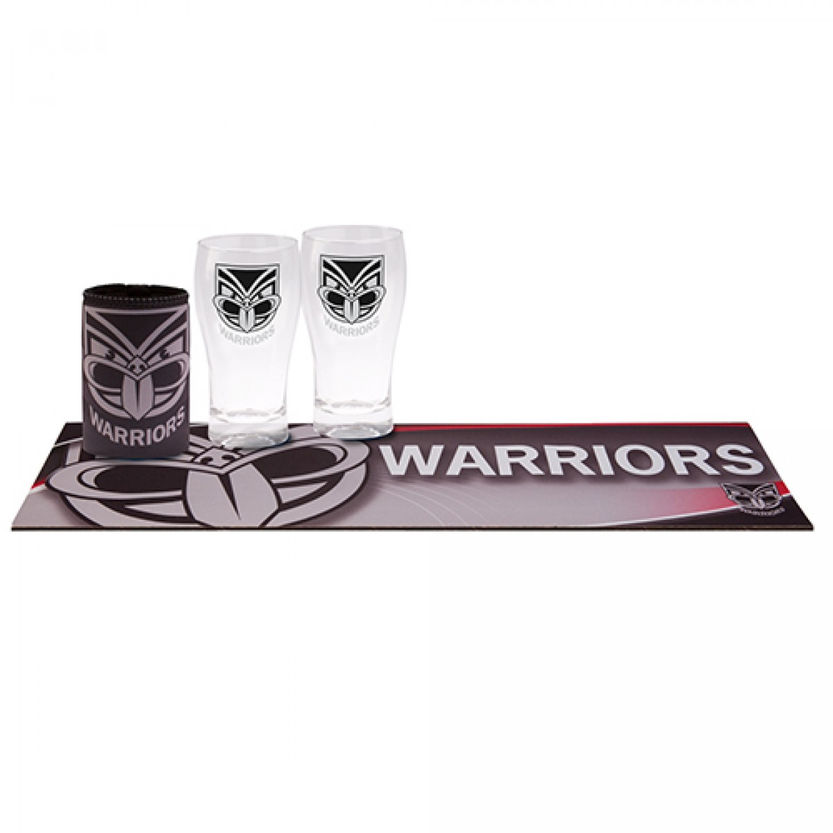 Man Cave Gifts New Zealand : Nrl new zealand bar pack runners barware man