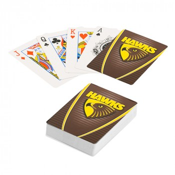 AFL HAWTHORN PLAYING CARDS