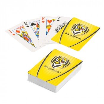 AFL RICHMOND PLAYING CARDS