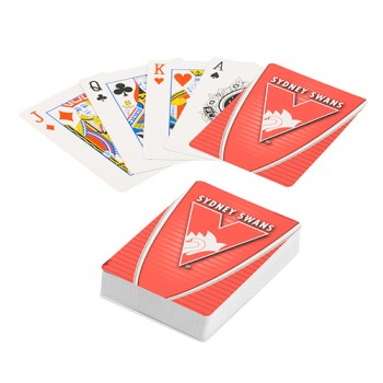 AFL SYDNEY PLAYING CARDS