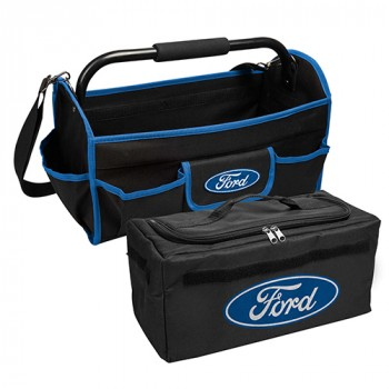 FORD 2 IN 1 TOOL & COOLER BAG