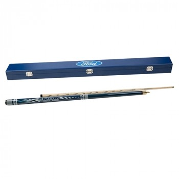 FORD POOL CUE IN CARRY CASE