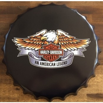 HARLEY AMERICAN LEGEND BOTTLE CAP