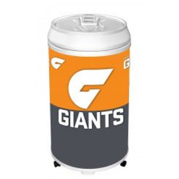 AFL GWS COOLA CAN BAR FRIDGE