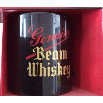 JIM BEAM GENUINE BEAM WHISKEY MUG