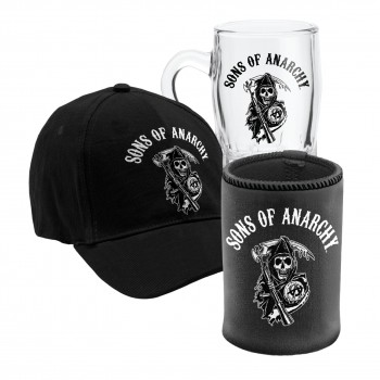 SONS OF ANARCHY GIFT PACK
