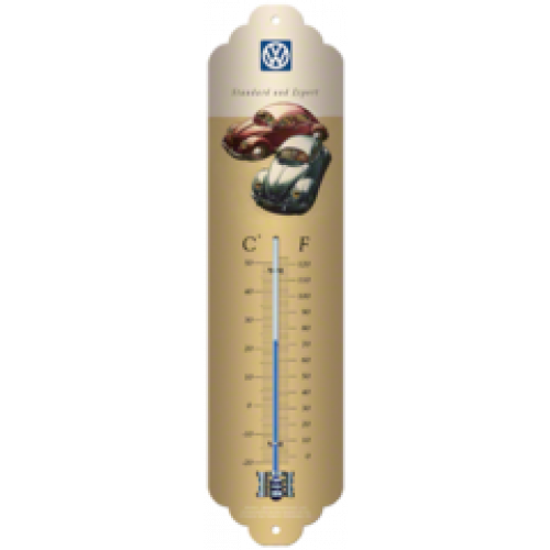 VW THERMOMETER Thermometer Barware Man Zone Gift