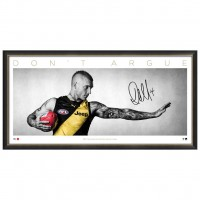 DUSTIN MARTIN SIGNED DON'T ARGUE WINGS