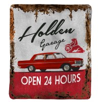 HOLDEN POLAR FLEECE THROW