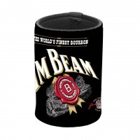 JIM BEAM BLACK STUBBY HOLDER