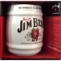 JIM BEAM BARREL MUG