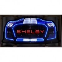 SHELBY GRILL NEON SIGN