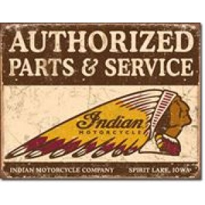 INDIAN AUTHORIZED PARTS AND SERVICES