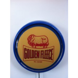 GOLDEN FLEECE BUTTON LIGHT
