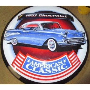CHEVROLET 1957 AMERICAN CLASSIC BAR STOOL