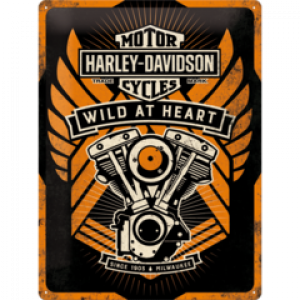 HARLEY  DAVIDSON WILD AT HEART