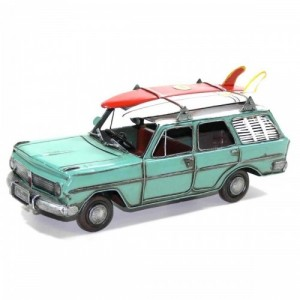 EH STATION WAGON WITH SURFBOARDS