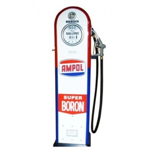 AMPOL SUPER REPRODUCTION PETROL BOWSER