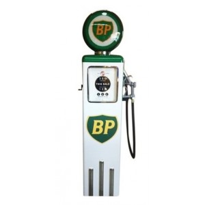 BP REPRODUCTION PETROL BOWSER