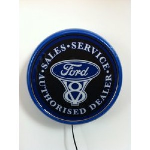 FORD V8 BUTTON LIGHT
