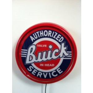 BUICK BUTTON LIGHT