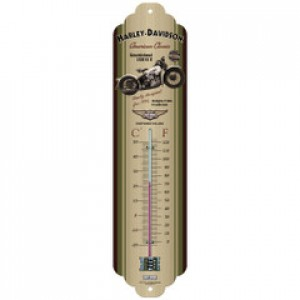 HARLEY KNUCKLEHEAD THERMOMETER