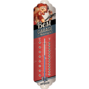 BEST GARAGE THERMOMETER
