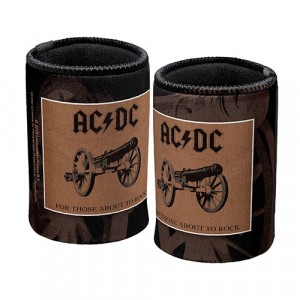 AC/DC ABOUT TO ROCK CAN COOLER
