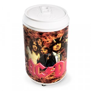 AC/DC COOLA CAN BAR FRIDGE