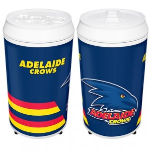 AFL ADELAIDE COOLA CAN BAR FRIDGE