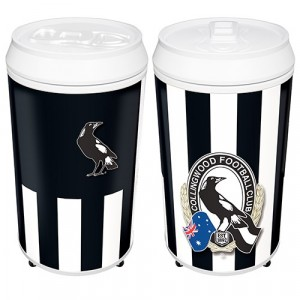 AFL COLLINGWOOD COOLA CAN BAR FRIDGE