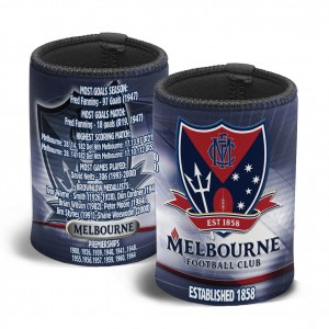 AFL MELBOURNE STUBBY HOLDER