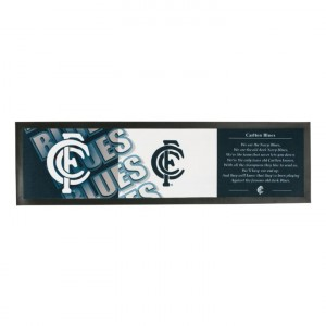AFL CARLTON BAR RUNNER