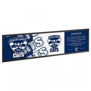AFL GEELONG BAR RUNNER
