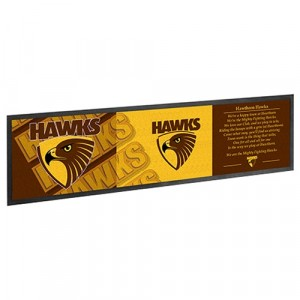 AFL HAWTHORN BAR RUNNER