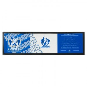 AFL NORTH MELBOURNE BAR RUNNER
