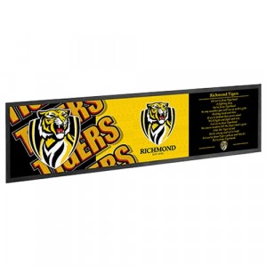 AFL RICHMOND BAR RUNNER
