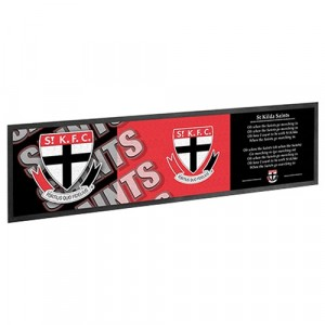 AFL ST KILDA BAR RUNNER