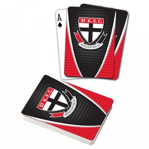 AFL ST KILDA PLAYING CARDS