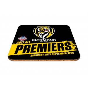 AFL RICHMOND 2017 PREMIERS COASTER