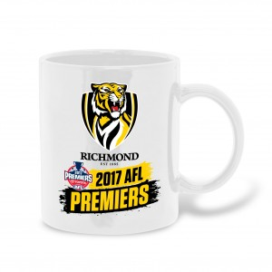 AFL RICHMOND 2017 PREMIERS COFFEE MUG