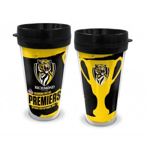 AFL RICHMOND 2017 PREMIERS TRAVEL MUG
