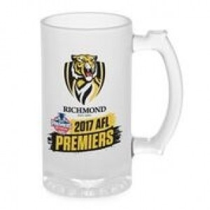 AFL RICHMOND 2017 PREMIERS GLASS STEIN