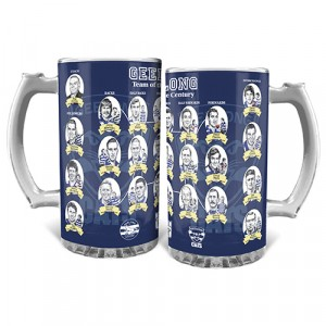 GEELONG TEAM OF THE CENTURY GLASS STEIN