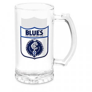 AFL CARLTON FIRST 18 STEIN