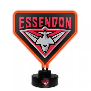 AFL ESSENDON NEON LIGHT