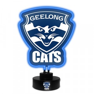 AFL GEELONG NEON LIGHT
